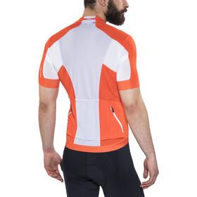 Bontrager Velocis Kortærmet cykeltrøje Herrer, tomato orange